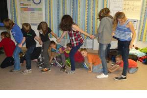 Gruppenspiele Jugend