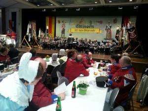 300 Jahre Bürgerwehr Ettlingen